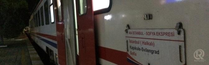 Sofia Express (Istanbul Sofia train)