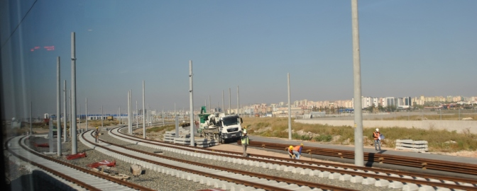 TCDD Construction Works