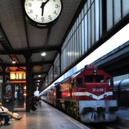 Ankara train station - Dusko