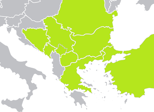 balkan flexipass countries