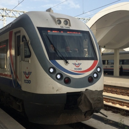 Eskisehir Kutahya Train