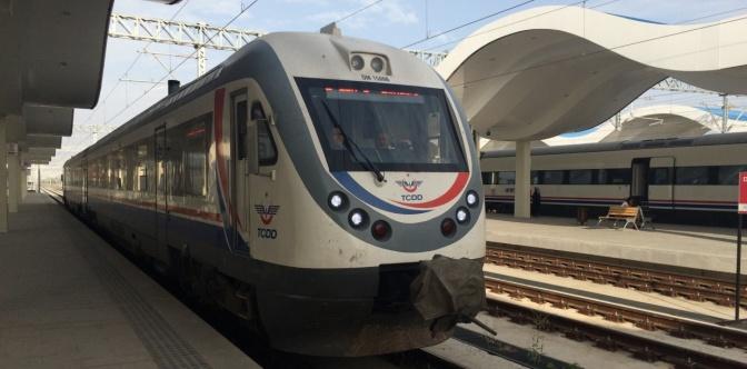 Eskisehir Kutahya Train