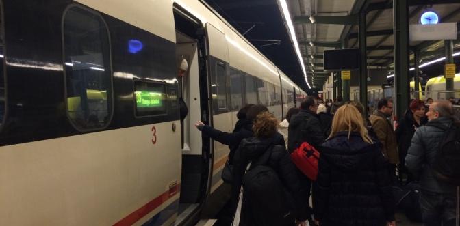 Istanbul Konya High Speed Train at Pendik