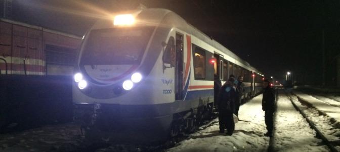 Sivas Divrigi Train