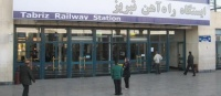 Tabriz train station - Johannes Heger