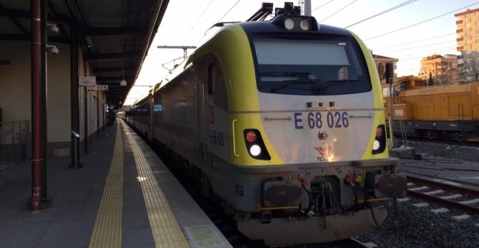 Istanbul Adapazari train