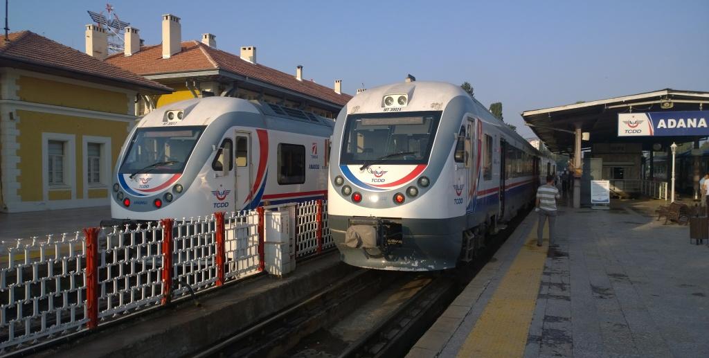 Adana Mersin Train