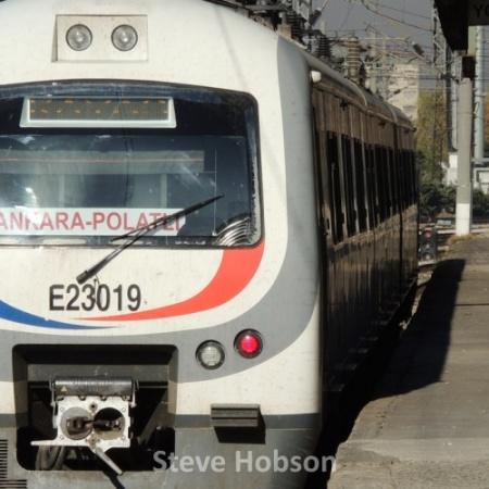 Ankara Polatlı by Steve Hobson