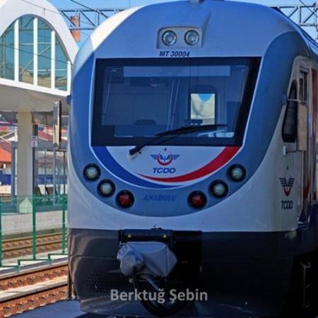 Eskişehir Afyon treni - Berktuğ Şebin