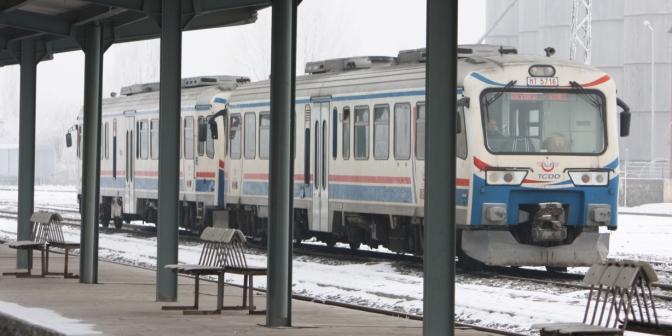 Kars Akyaka Train