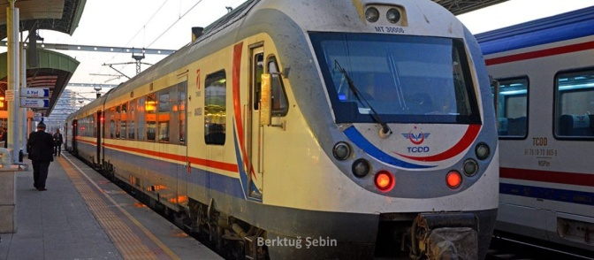 Konya Karaman treni - Berktuğ Şebin