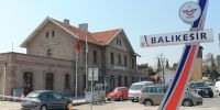 balikesir train station