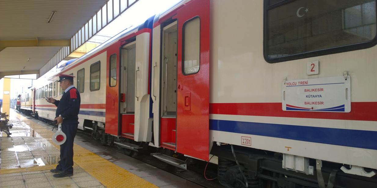 Balikesir Kutahya Train