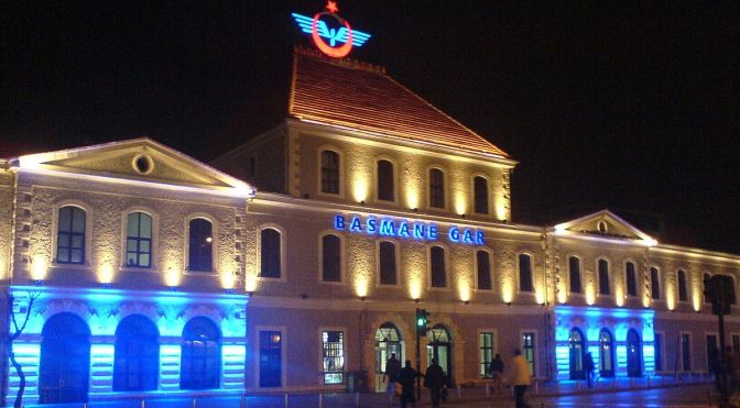 basmane train station