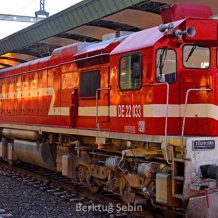 Konya Mavi Treni - Berktuğ Şebin