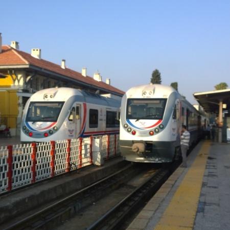 Adana Train Station