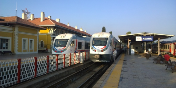 Adana Train Station