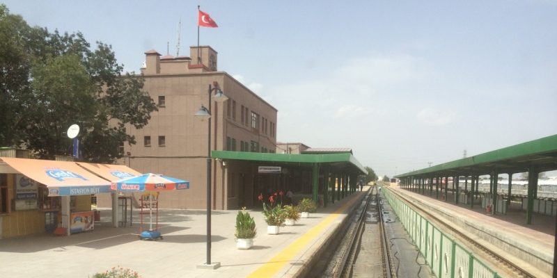 Afyon Train Station