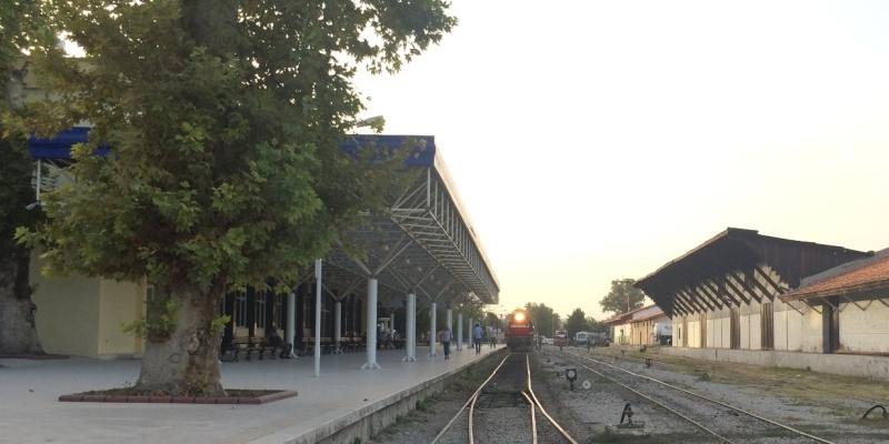 Denizli Train Station
