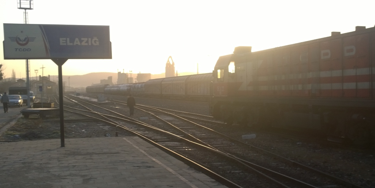 Elazig Train Station