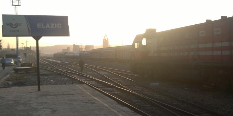 Elazig Train Station