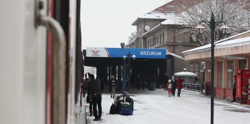 Erzurum Train Station