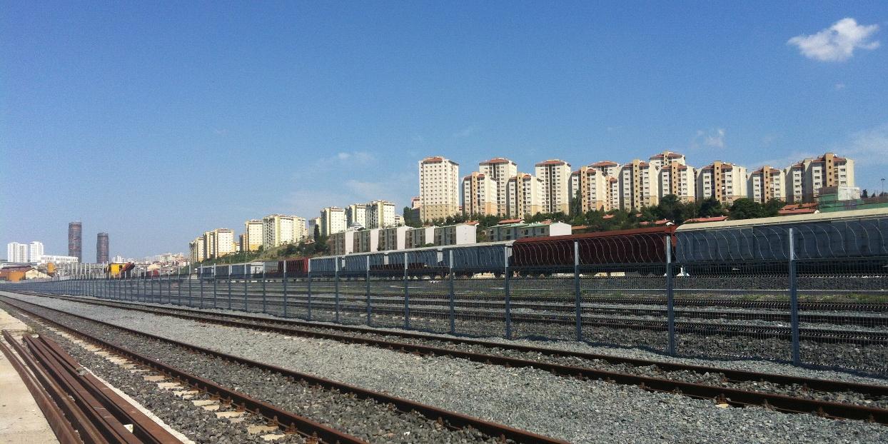 Halkalı Tren İstasyonu