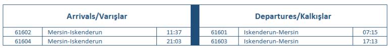 iskenderun-timetable