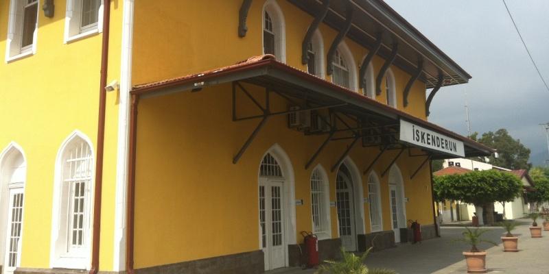 Iskenderun Train Station