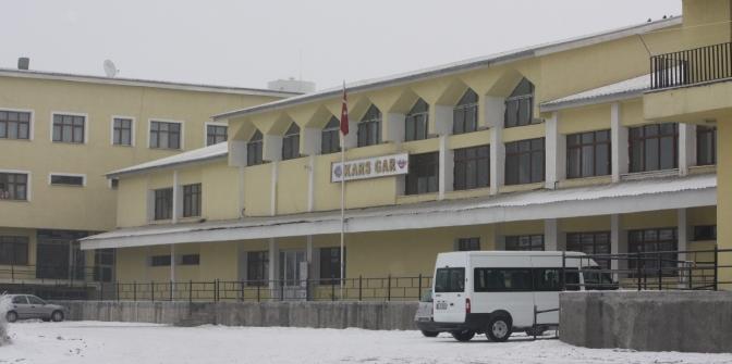 Kars Train Station