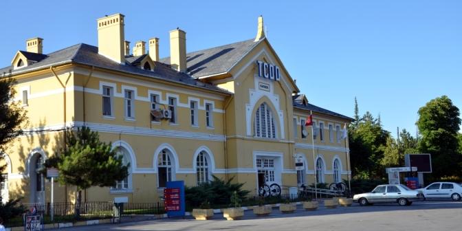 Kayseri Train Station