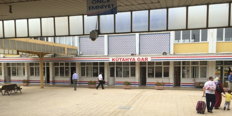 Kutahya Train Station