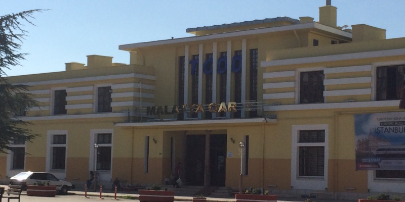 malatya train station