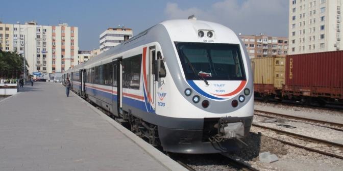 Mersin Train Station