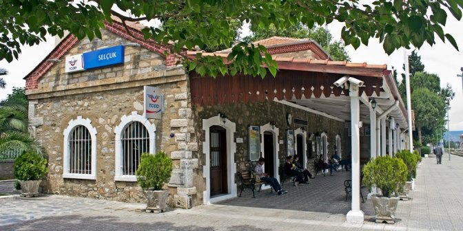 Selcuk train station
