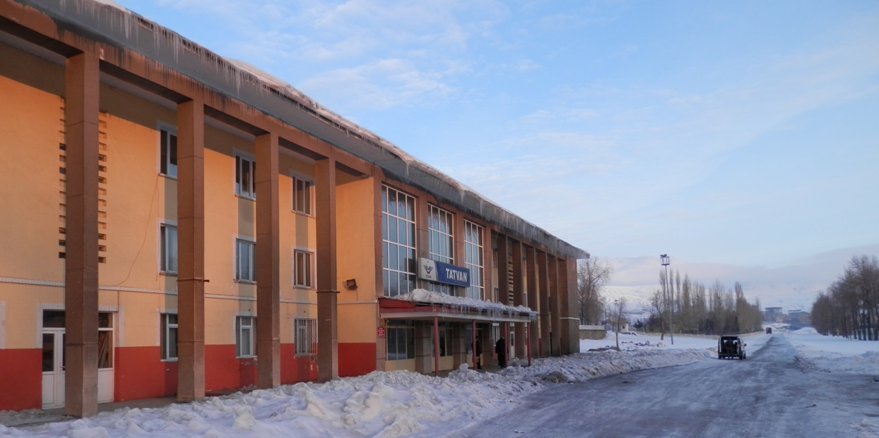 Tatvan Train Station