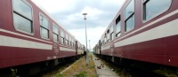 Bucharest train - Koen