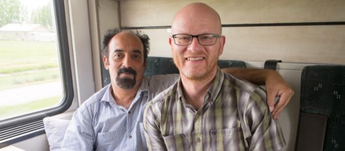 Trans-Asia Express: Turkey to Iran by train