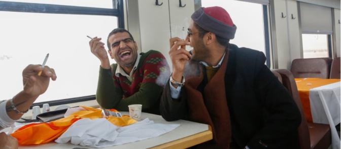 Tehran-Ankara: The train ride