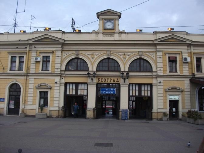 Belgrade Train Station