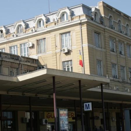 Bucuresti Nord Train Station by railwaystations