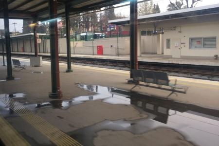 Gebze Train Station