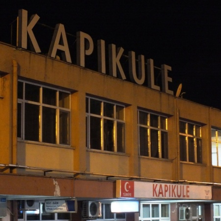 Kapikule Station