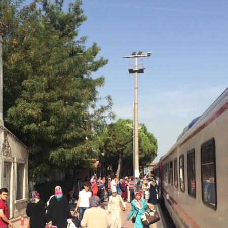 Soma Train Station by Onur Uysal