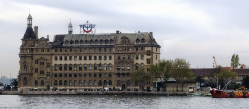 Haydarpaşa Station - Ray