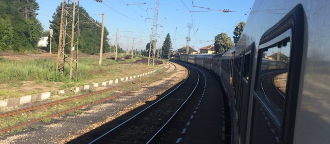 How to travel Belgrade to Istanbul by train?