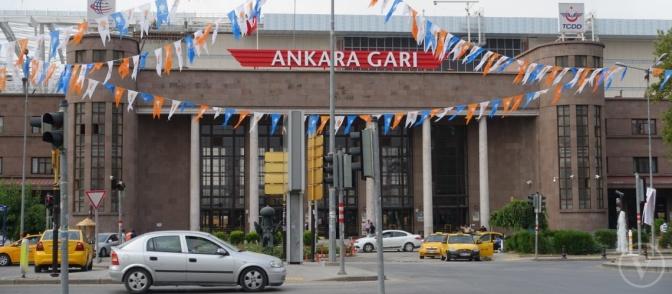 Sleepers to depart from Ankara again